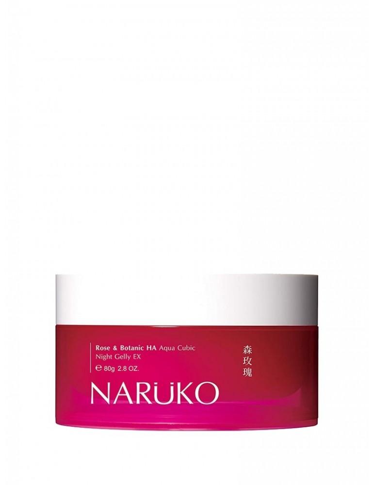 Naruko Rose & Botanic HA Aqua Night Gelly EX