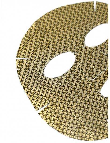 No:hj Power Foil 24k Gold Lifting Mask KOSSmetics.es