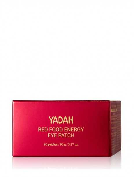 Yadah Red Food Energy Eye Patch KOSSmetics.es