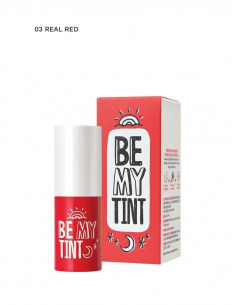 Yadah Be My Tint 03 Real Red