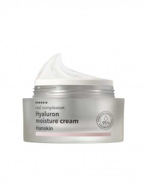 Hanskin Real Complexion Hyaluron Moisture Cream KOSSmetics.es