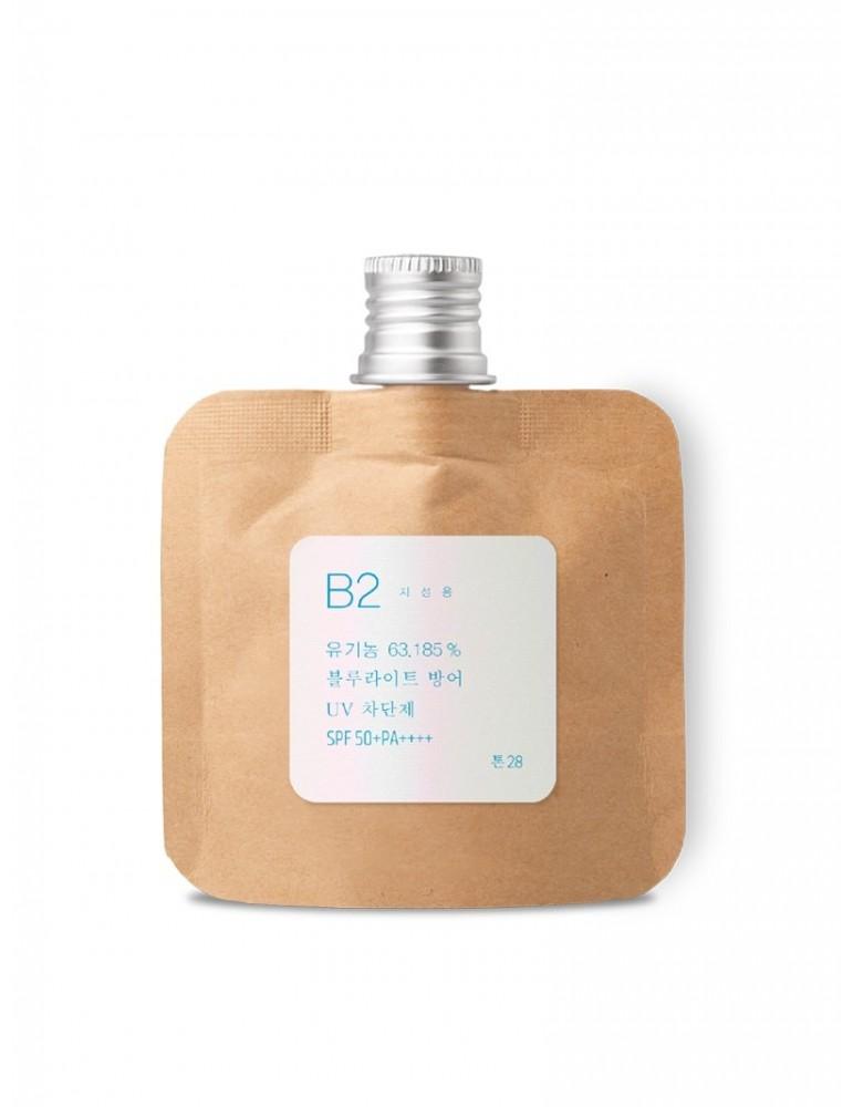 Toun28 Organic HEV (Blue Light) UV Screen B2 For Oily Skin