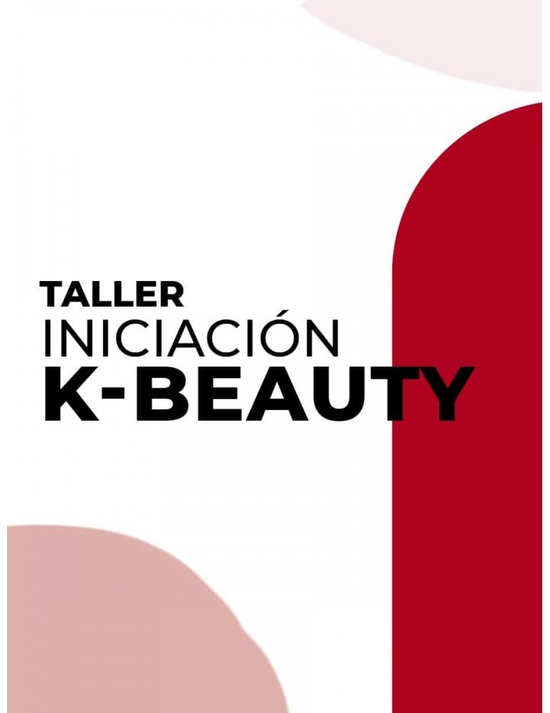 Taller Iniciación K-Beauty
