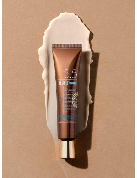 Acwell Licorice pH Balancing Intensive Eye Cream Texture
