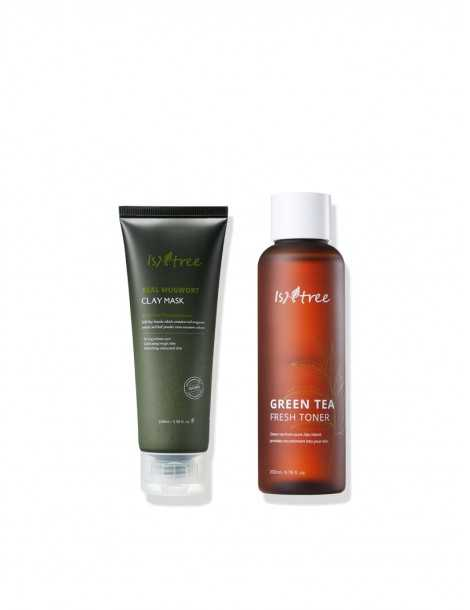 Pack Isntree Purificante