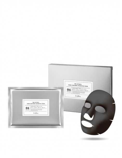 Dr.Althea Pore Control Charcoal Mask Texture