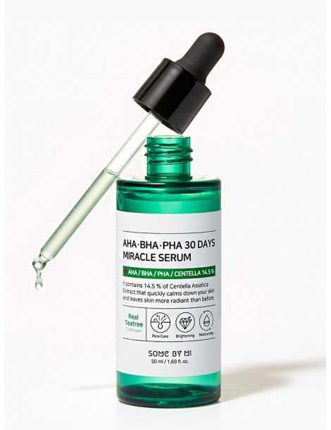 SOME BY MI AHA BHA PHA 30 Days Miracle Serum Bottle