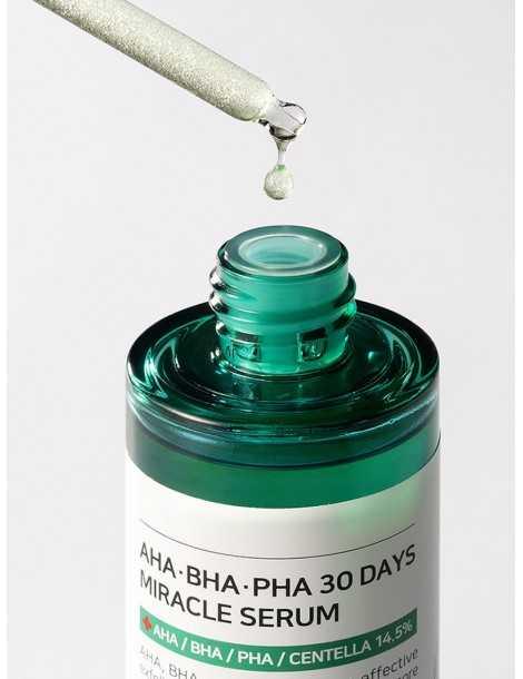 SOME BY MI AHA BHA PHA 30 Days Miracle Serum KOSSmetics.es