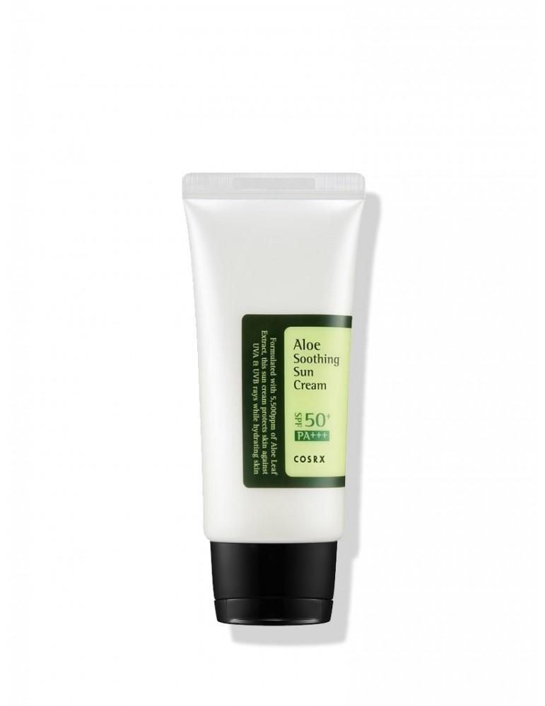 COSRX Aloe Soothing Sun Cream SPF50+PA+++