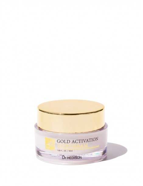 Pack Dr.Hedison Gold Activation Gold Cream